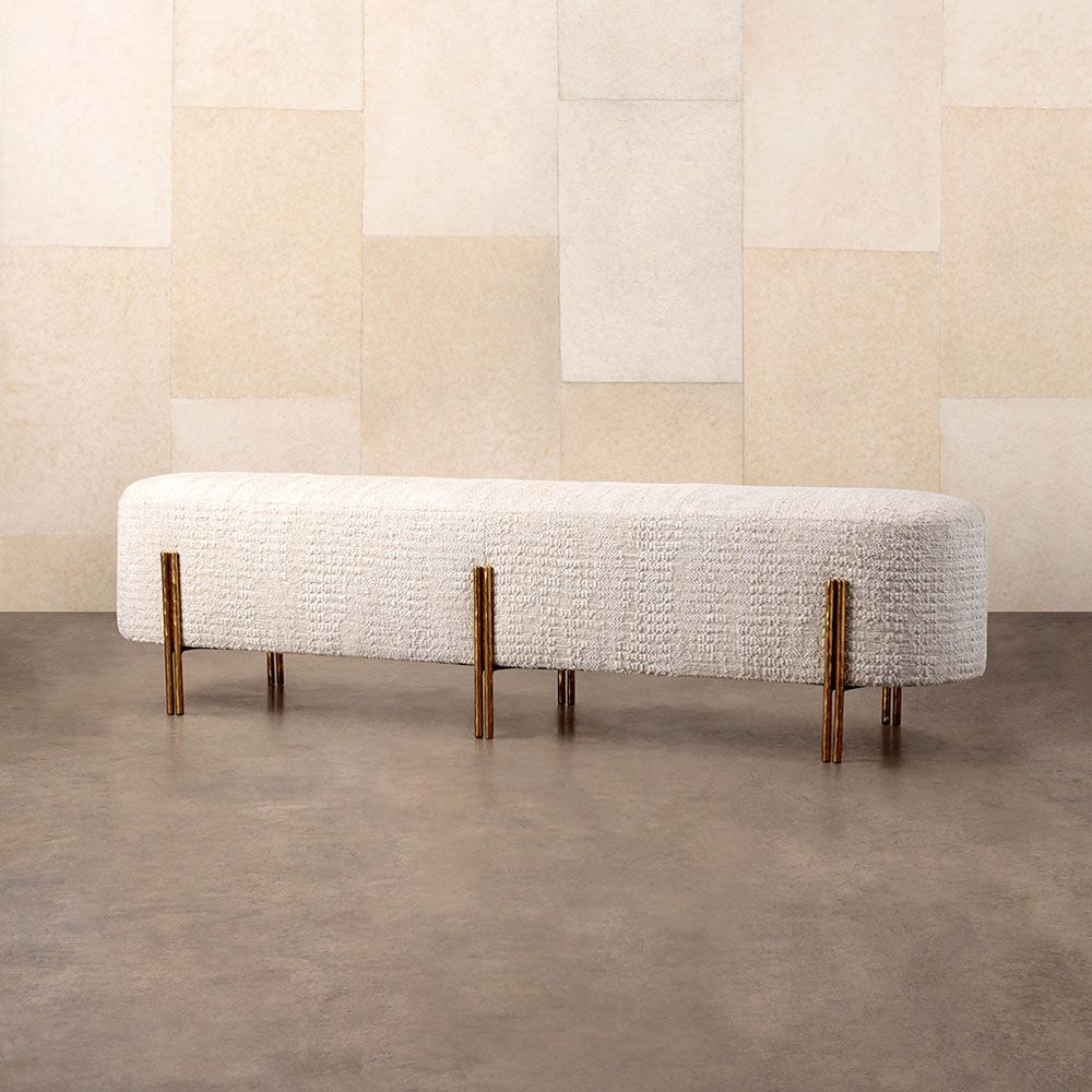Melange Bench High End Luxury Design Furniture And Decor Modern Furniture Furniture Furniture Finishes