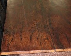 Reclaimed Wood With Black Epoxy Filled Into The Nail Holes And Cracks Redo Furniture House Flooring Flooring