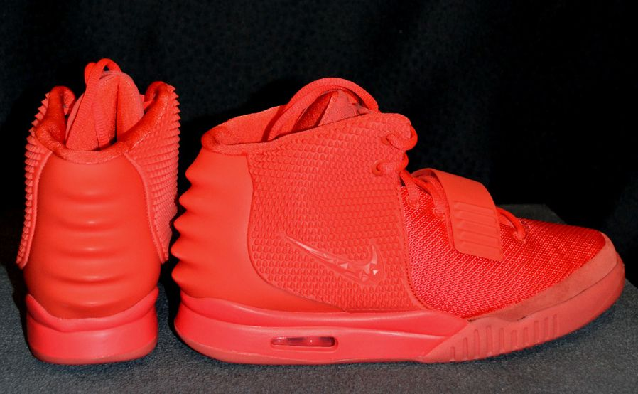 size 40 94e4d d5faa air yeezy 2 red october