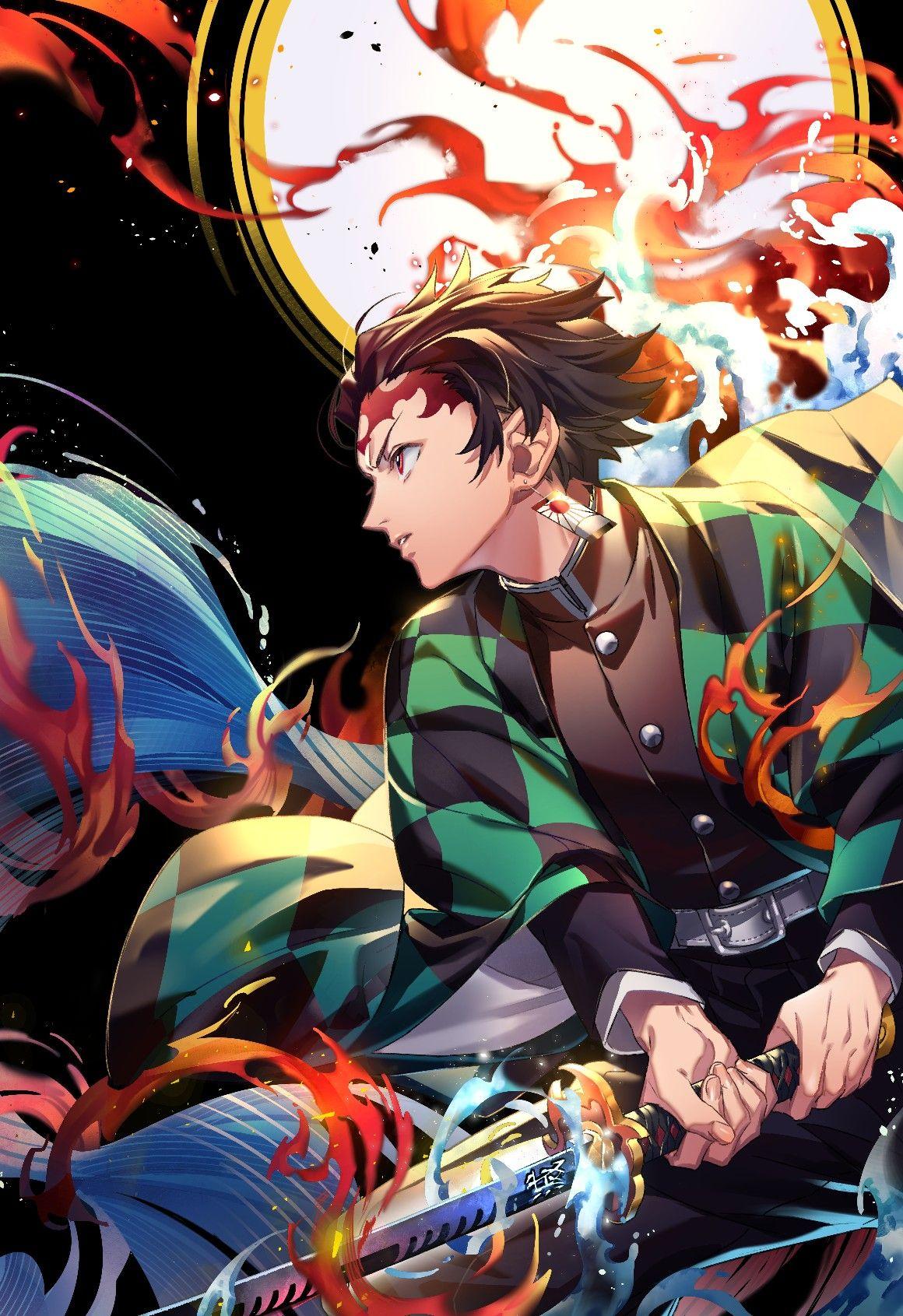 Kamado Tanjirou from Demon Slayer in 2020 Anime demon