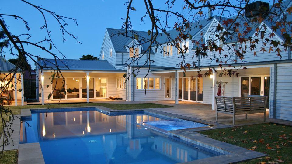 Bel Casa   Storybook Designer Kit Homes Australia | Excellent Exteriors |  Pinterest | Kit Homes, L Shaped House And Pools