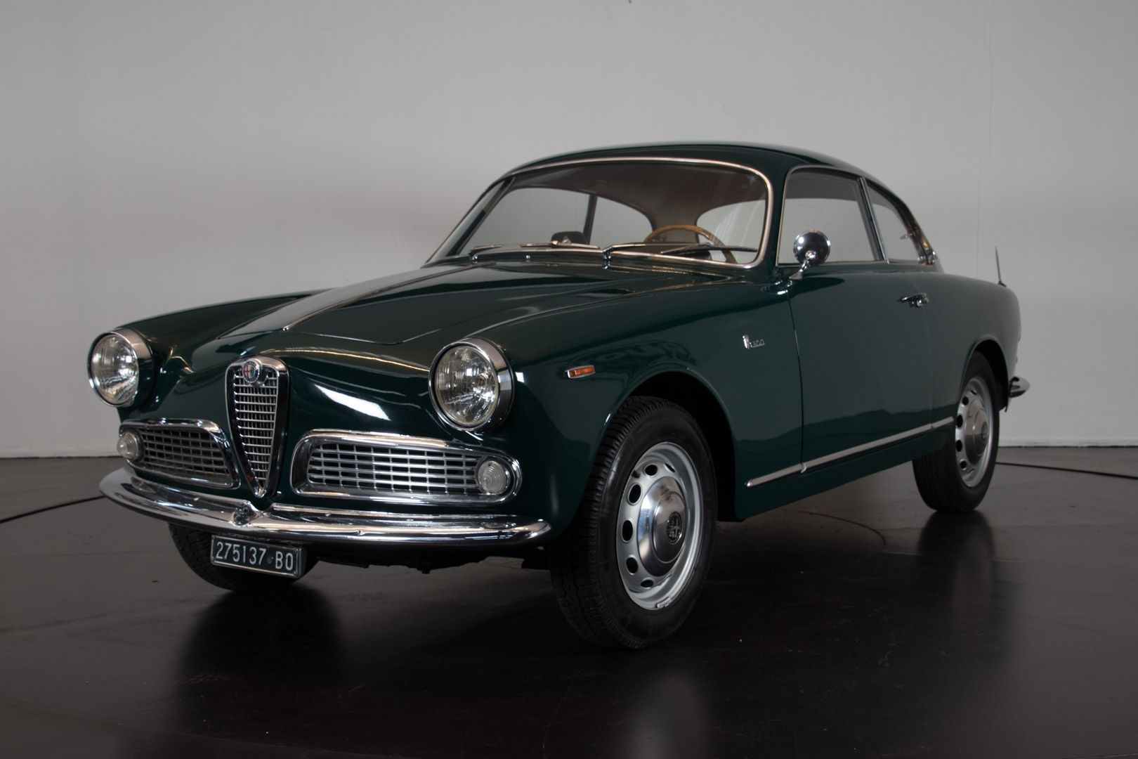 1964 Alfa Romeo Giulietta Sprint 1300 Classic cars