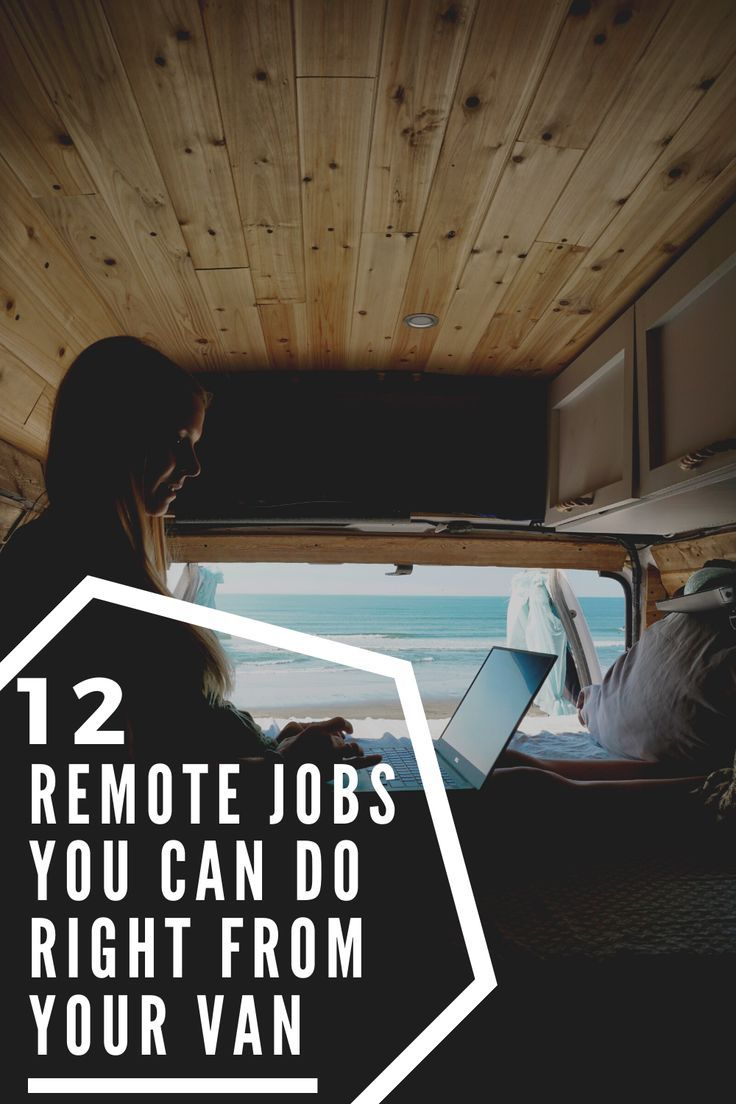 12 Remote Jobs You Can Do From Anywhere In The World