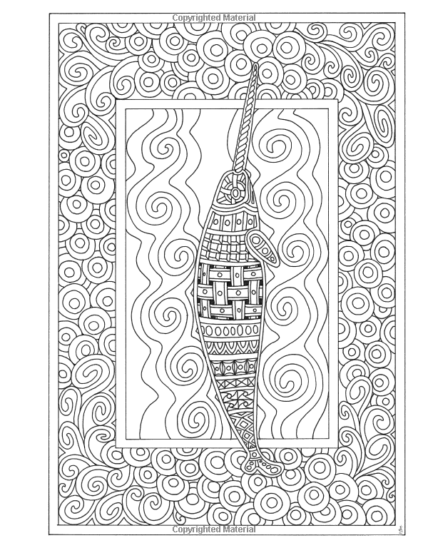 Amazon Angela Porters Zen Doodle Animal Tangles New York Times Bestselling Artists DoodleAdult ColoringColoring BooksNew