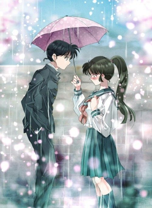 Sango And Miroku In The Modern Era Inuyasha