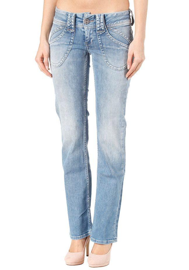 9969c6576d6f05 PEPE JEANS Midonna Jeans Pant - Denim Jeans for Women - Blue ...