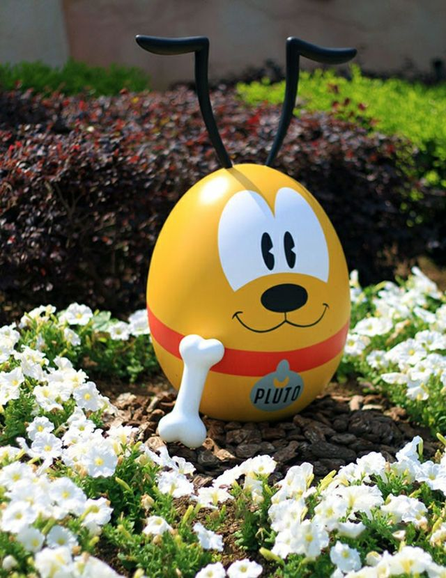 Œufs De Pâques De Chez Disney   Pluto