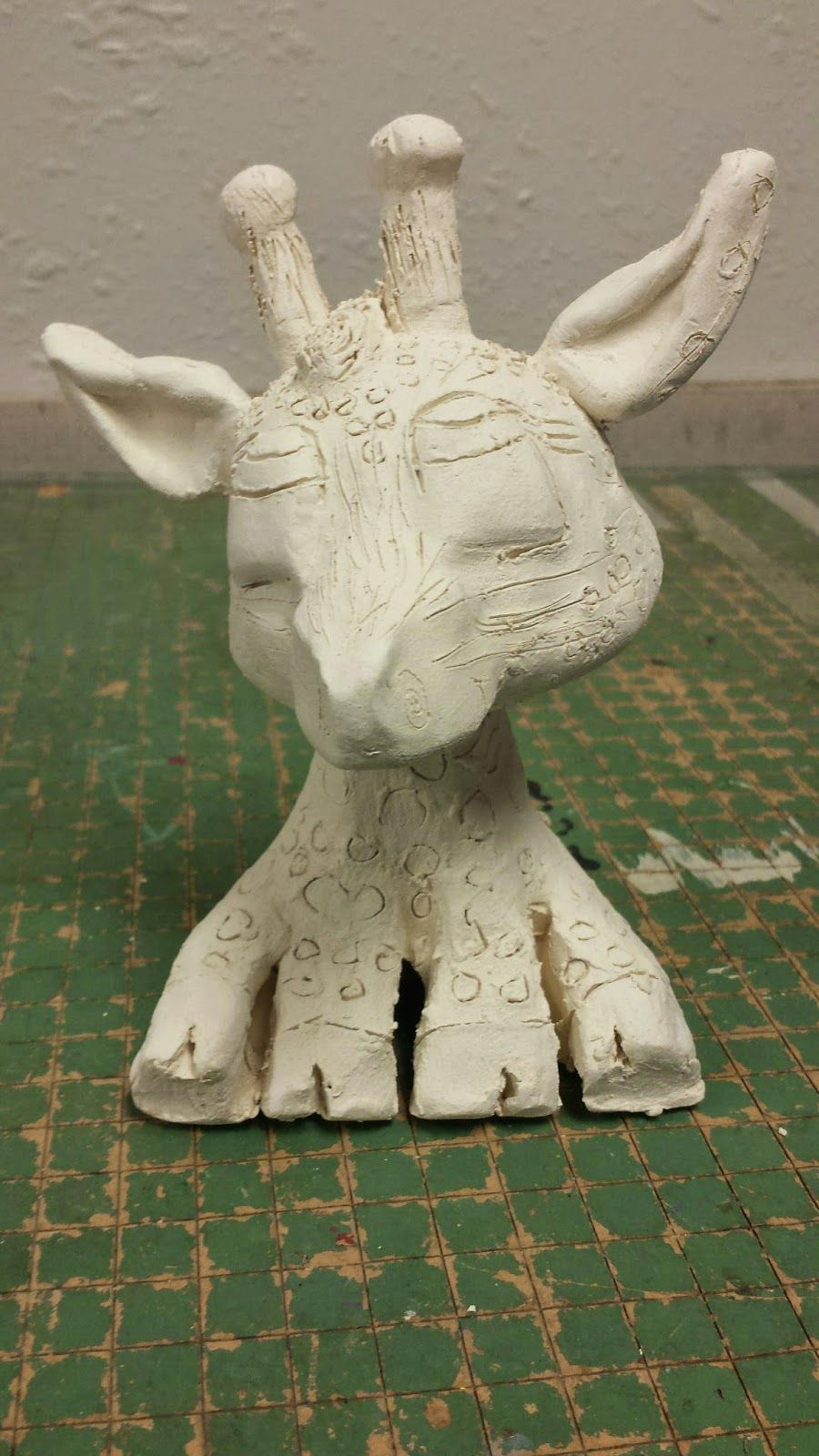 Mr. MintArt: Bobble heads out of clay | Clay for kids in ...