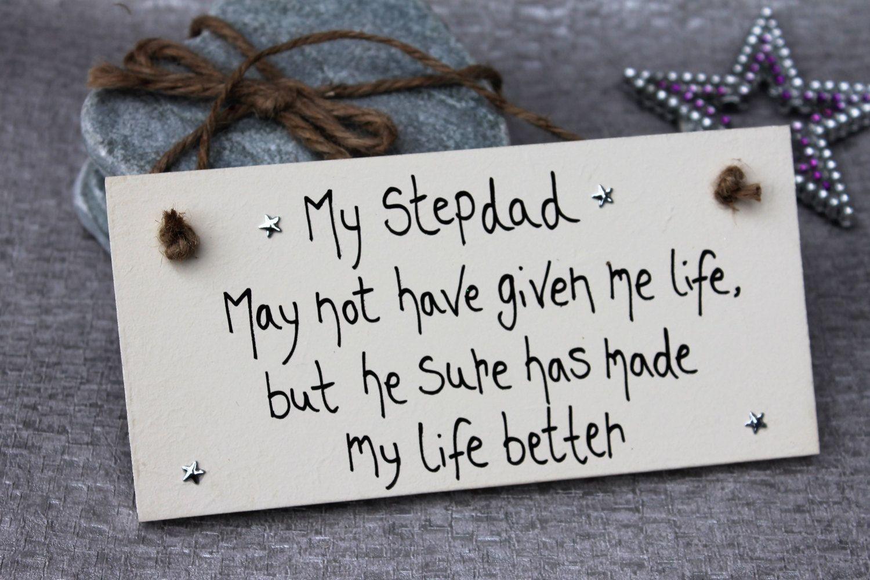 stepdad - stepdad gift - gift for stepdad - step father gift - step