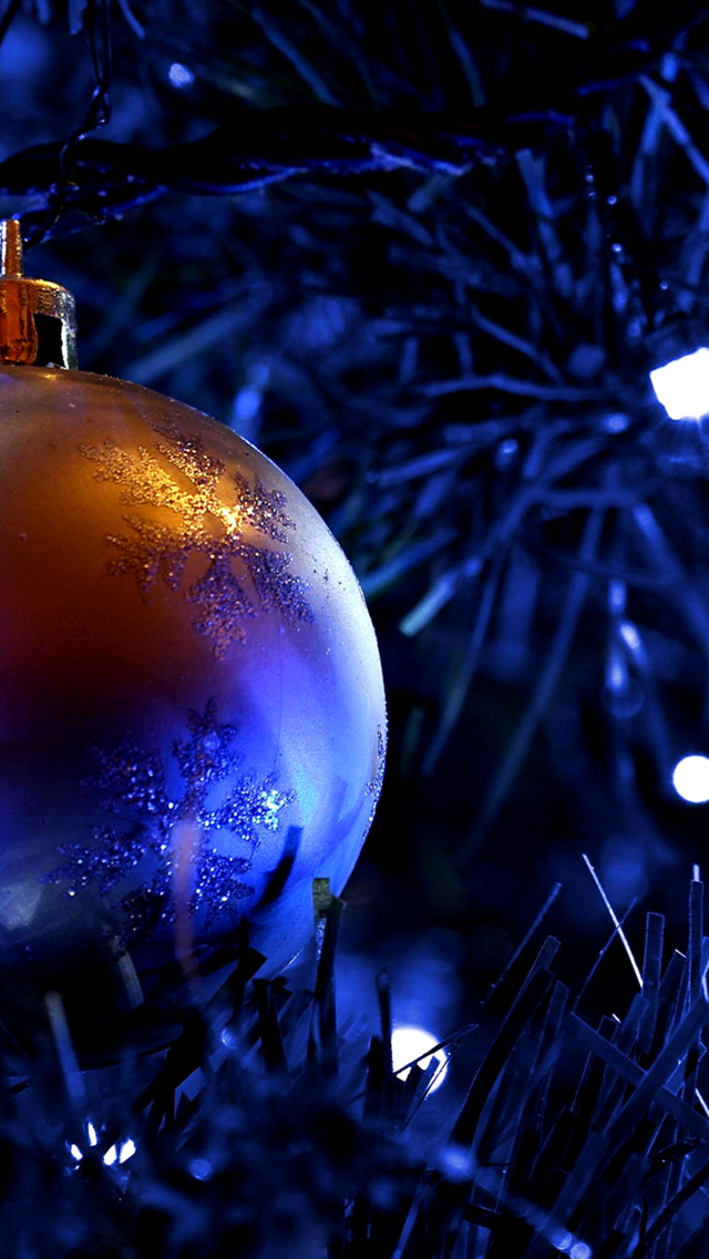 Tap Image For More Christmas Wallpapers Blue Christmas Iphone Wallpapers Mobile9 Wallpaper Iphone Christmas Christmas Wallpaper Phone Wallpaper