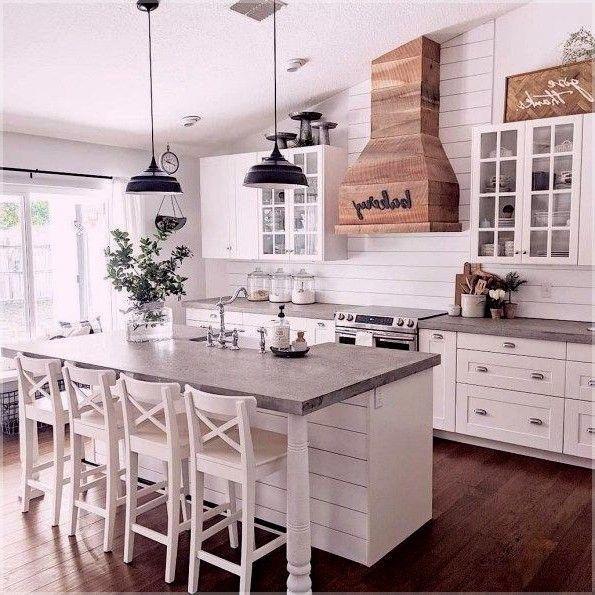 Kitchen Island Top Kitchen Design Trends Kitchen Ideas For Bloxburg Kitchen Remodel Jobs Kit Kitchen Style Farmhouse Kitchen Decor Farmhouse Kitchen Design