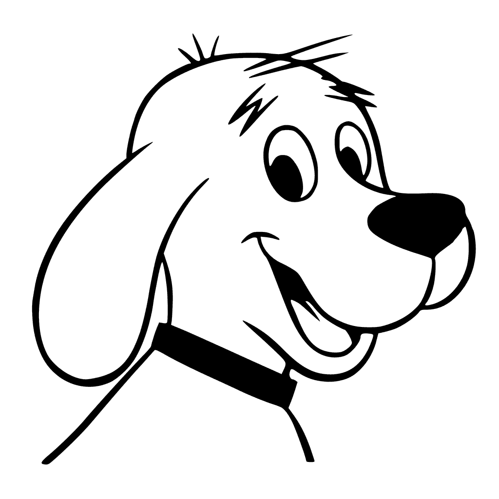 Clifford Coloring Pages - Best Coloring Pages For Kids in ...