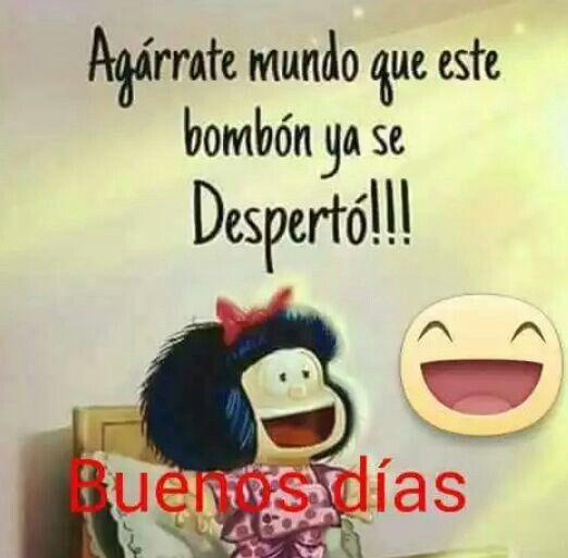 Buenos Días Mafalda Frases Chistes De Mafalda Y Imagenes