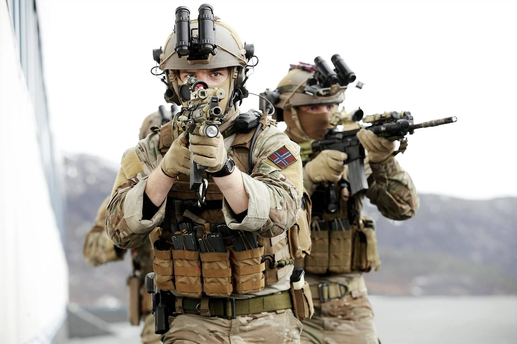 называемое норвежский пехотинец фото приготовления