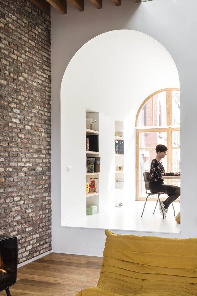 Gallery of Stijn & Annemie / atelier vens vanbelle - 22 | Interior ...