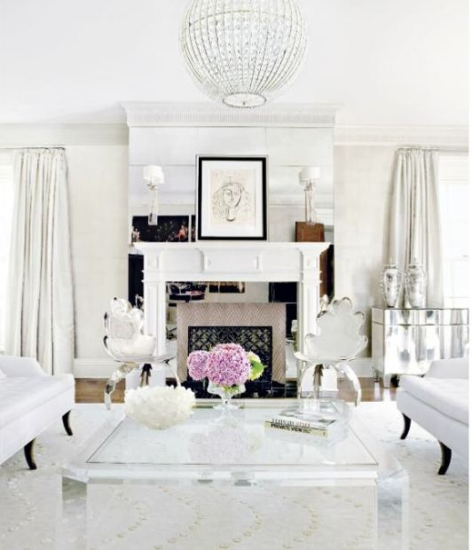 All white living room home and garden design ideas also best googong family images on pinterest rh