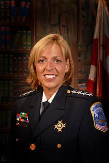 (Empathic Policing) D.C. police chief Cathy L. Lanier urges empathy in policing