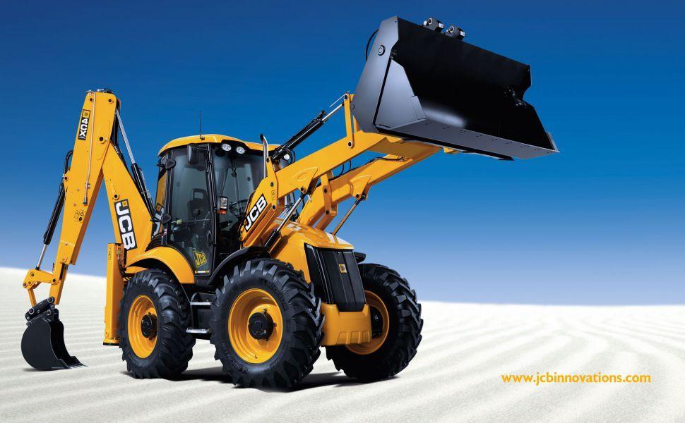 Спецтехника трактор оси 3cx франшиза спецтехника