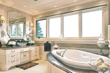 Varsity Bathroom Renovation - mediterranean - bathroom ...