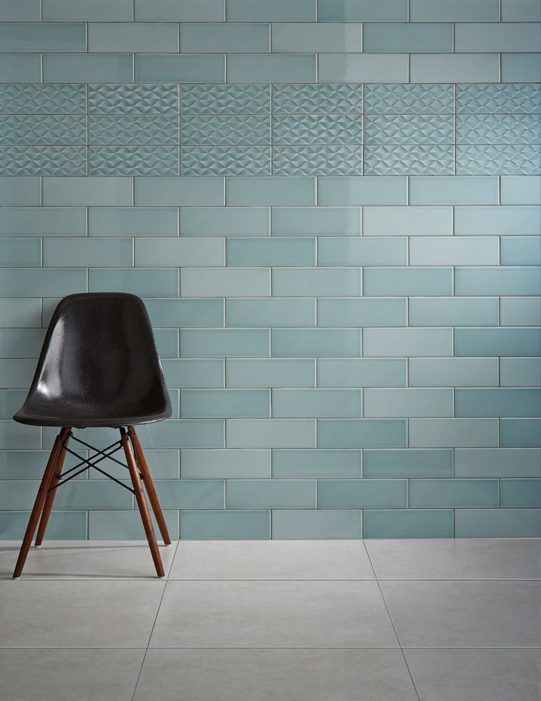 Savoy Leaf Gloss 300 X 100mm By Johnson Tiles Johnson Tiles Wall Tiles Ceramic Wall Tiles