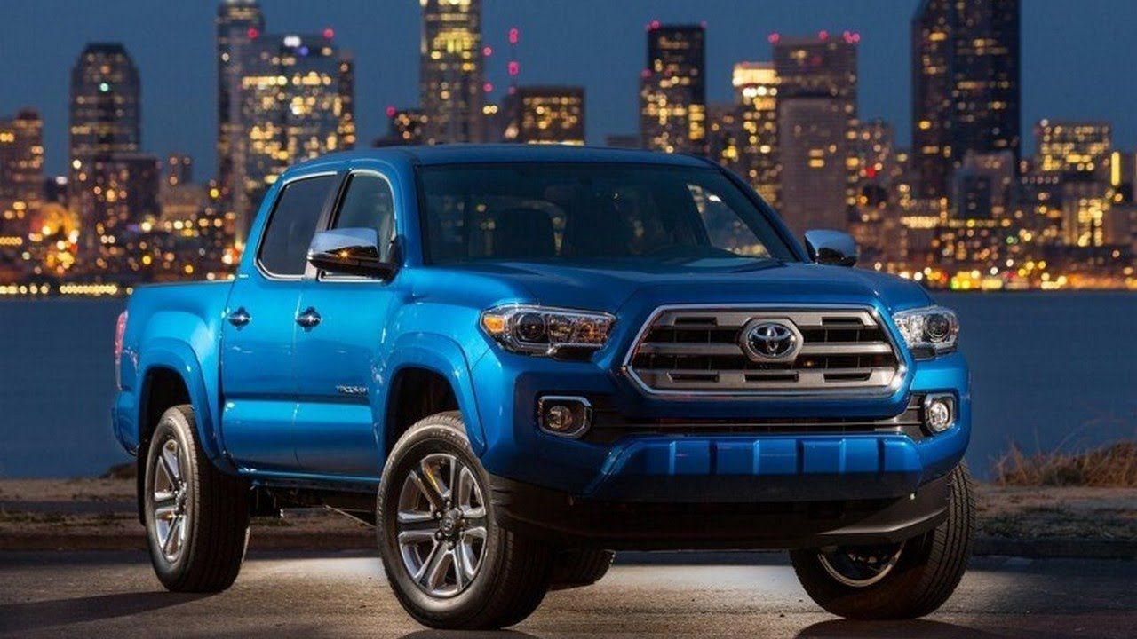 2018 Toyota Tacoma Concept Redesign And Review Cars Picture Pinterest Car Pictures