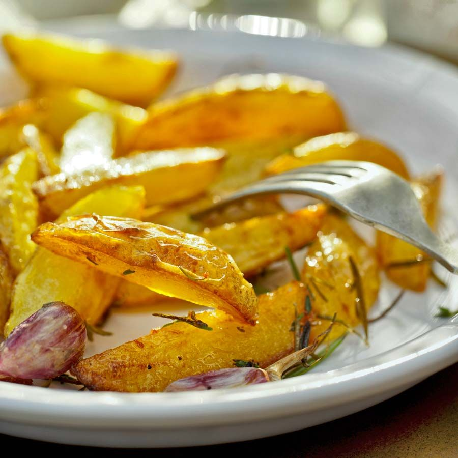 Leckere Kartoffelecken aus dem Ofen #kartoffeleckenbackofen