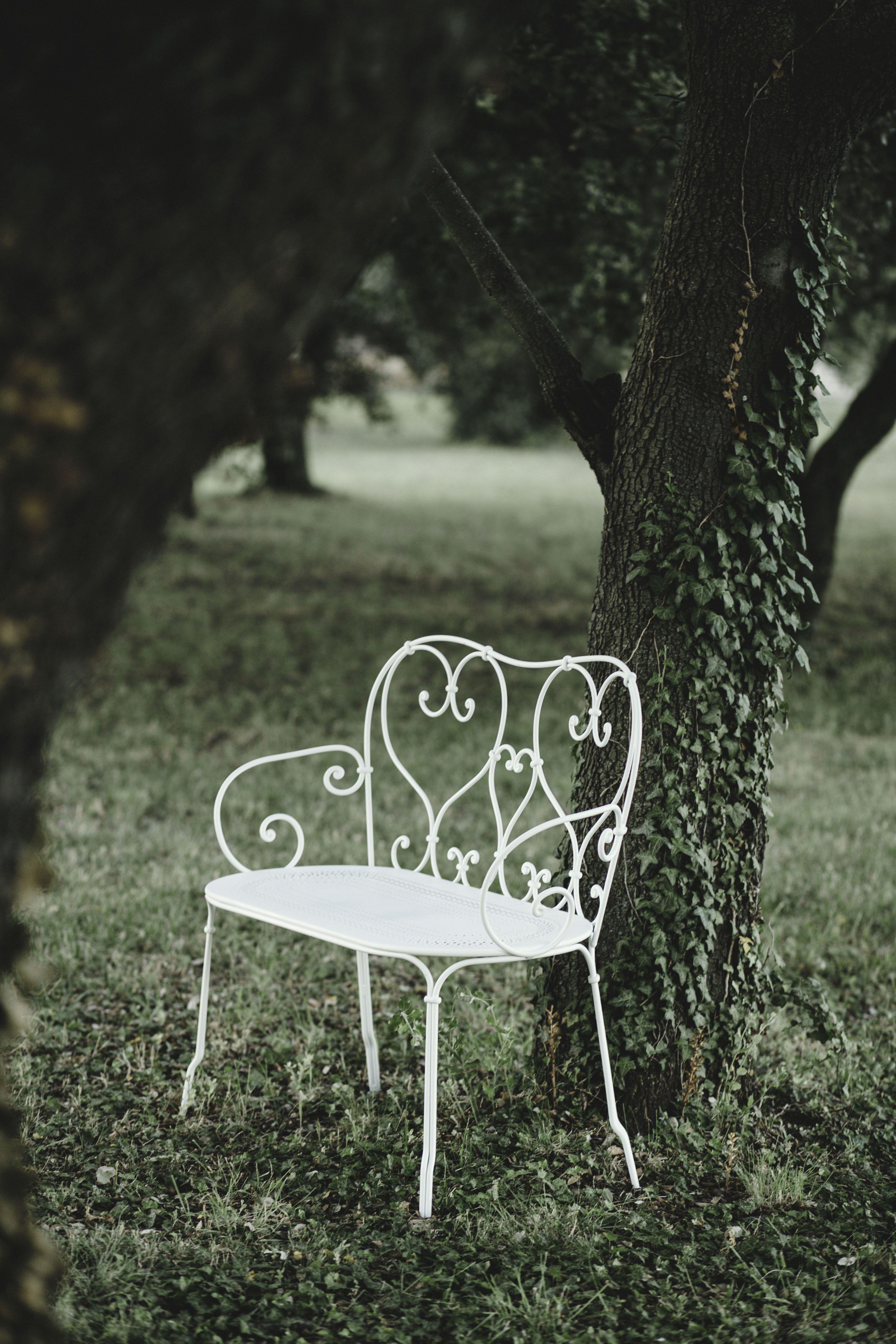 Collection 1900 - Fermob - mobilier de jardin à volutes en ...