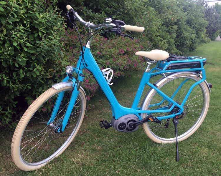 Cube Elly Ride 400 Hybrid Electric Bike Review Hybrid Electric Bike