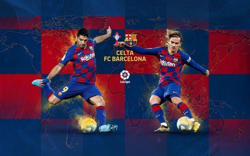 Read the latest News following 'Celta Vigo vs Barcelona