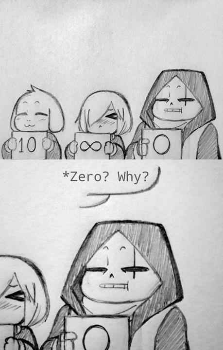 Sans x Frisk Comic - 24 fem!neutral!frisk x Epic!sans