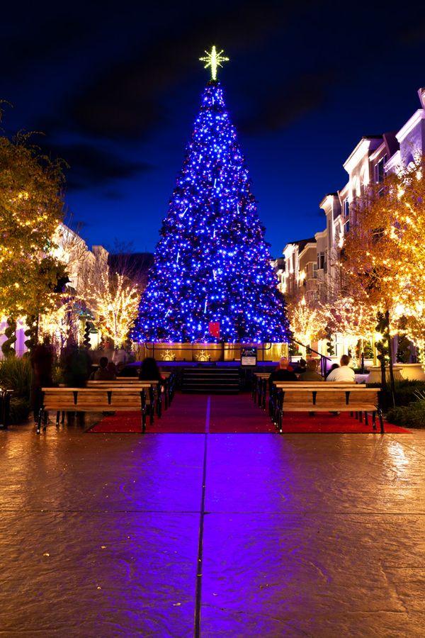 Green Valley Ranch Christmas, Henderson, Nevada just