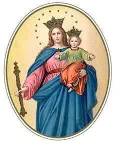 Dia De Maria Auxiliadora Historia De Maria Auxiliadora