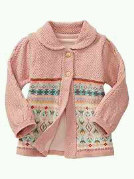 Baby gap knit fair isle sweater | For the girls | Pinterest | Fair ...