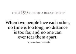 Distance Quotes For Boyfriend