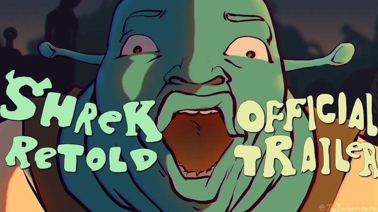 200 People Recreate 'Shrek' ScenebyScene Shrek