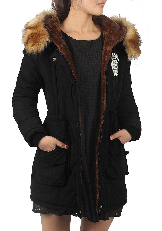 Winter Women Warm Coat Jacket Tops Zipper Imitation Leather Slim Puffer Jacket Praka Outerwear
