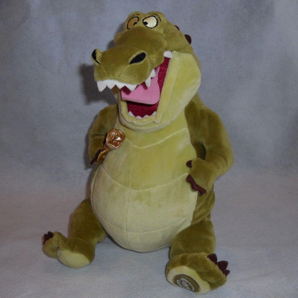 Princess And The Frog Louis Alligator 13 Plush Stuffed Animal