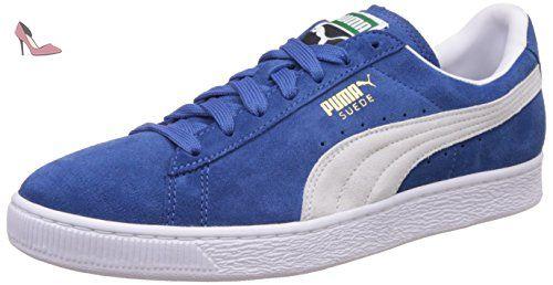 Puma Suede Classic , Sneakers basses homme, Blau (olympian blue ...