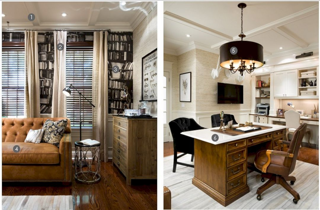 Candice Olson Home Office Designs