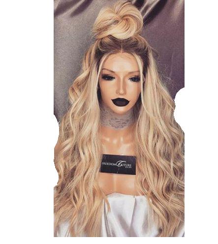 Big Bun Half Tied Hair Hair Styles Anime Hair Hair Looks
