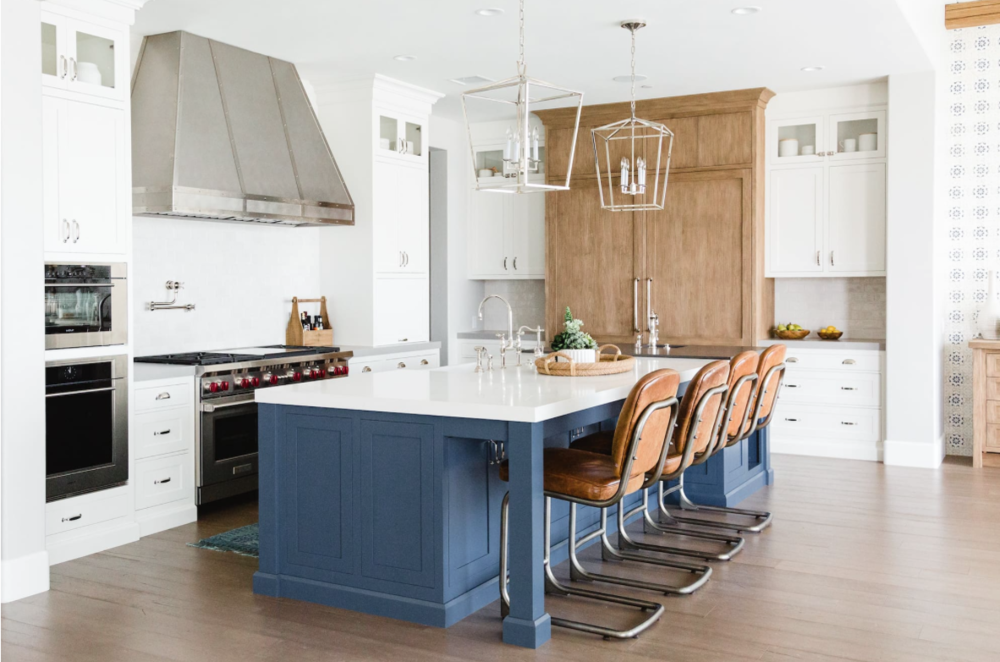 The 15 Most Beautiful Kitchens On Pinterest Country Kitchen