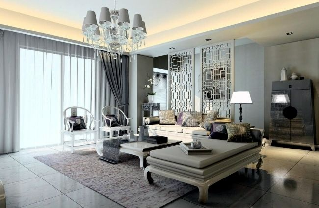 Neoclassical Interior Style The Elegance Of The Century