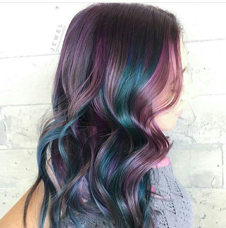 63 Purple Hair Color Ideas To Swoon Over Violet Purple Hair Dye Tips