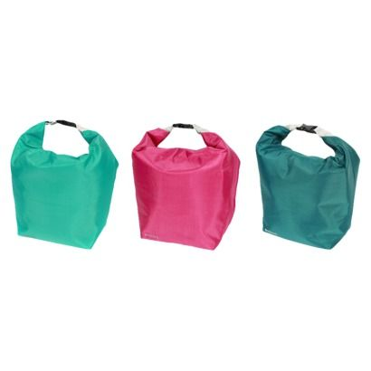 0665416e59f2 Embark 3 Pack Roll-Top Lunch Bags | wishlist | Blue bags, Bags, Lunch