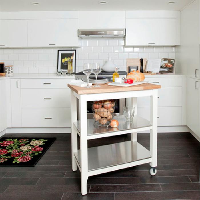 Red Oak solid hardwood flooring from Mercier is some of