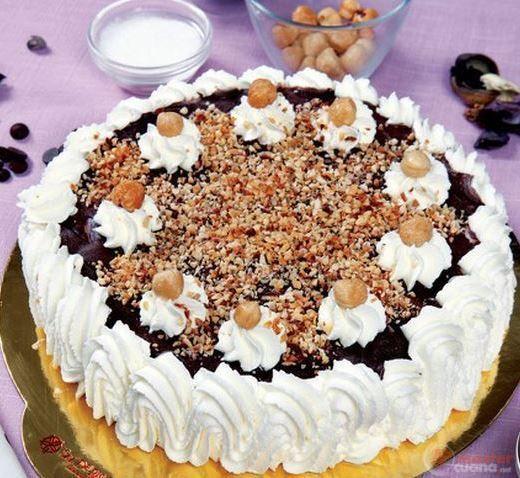 Ipanema al cioccolato e nocciole