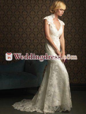 Vintage Wedding Dress,Casual Wedding DressesBC289)