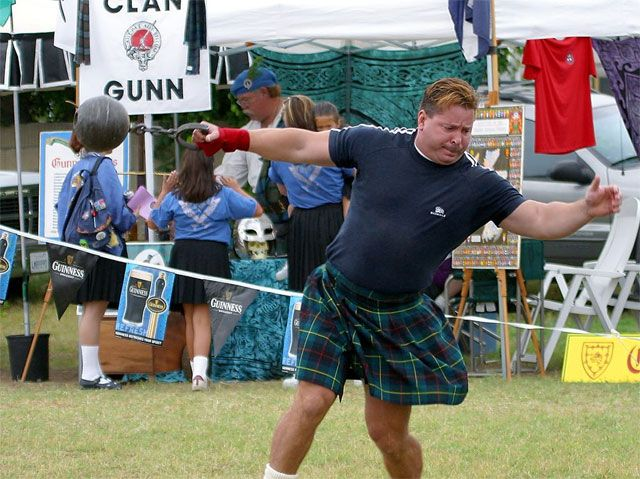 With their roots planted firmly in the Middle Ages, the Highland Games in Scotland are a celebration of Scottish history, culture, athleticism, and art.