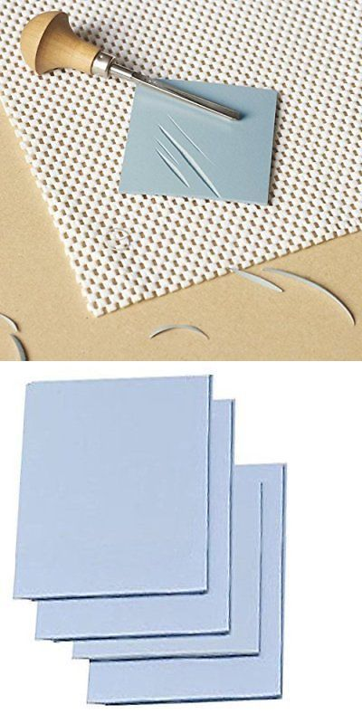 Linoleum 183109 Easy Cut Carving Sheets
