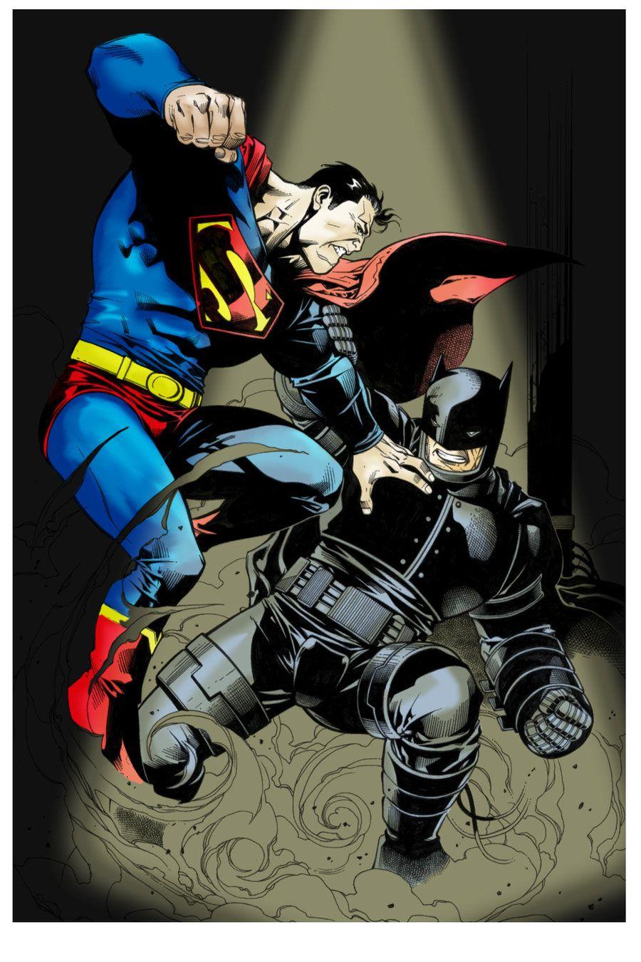 Dark Knight Returns by boniface984